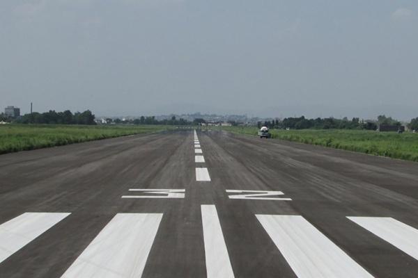airport marking