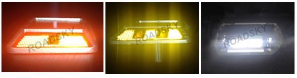 vehicle light reflect test